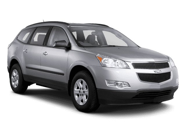 Used Chevrolet Traverse LT Cloth