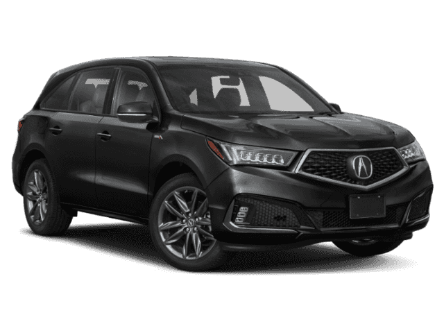 2020 Acura MDX Technology & A-Spec Packages