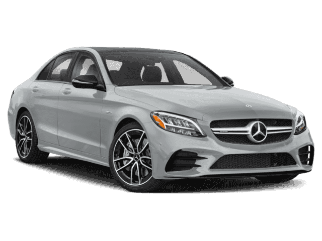 New 2020 Mercedes-Benz C43 AMG 4MATIC Sedan