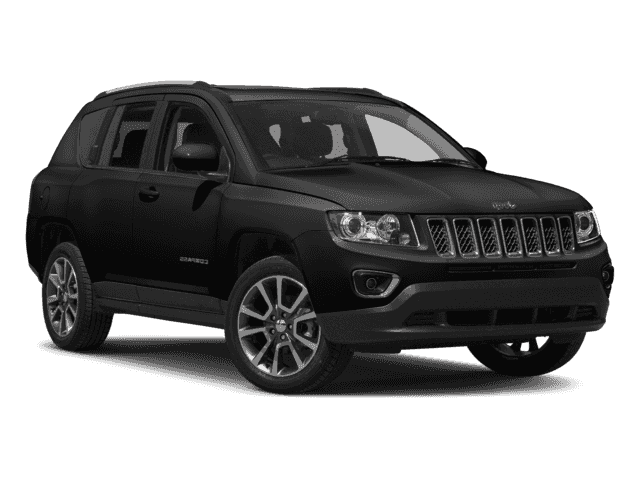 Certified Pre-Owned 2015 Jeep Compass 4WD 4dr High Altitude Edition