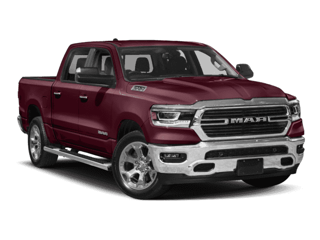 New 2019 RAM All-New 1500 Big Horn 4x4 Crew Cab 5'7 Box