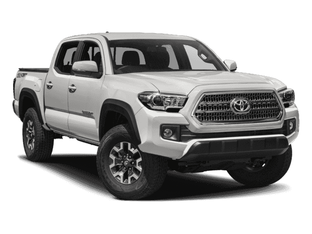 New 2018 TOYOTA Tacoma Double Cab TRD Off Road V6 4x2 PC