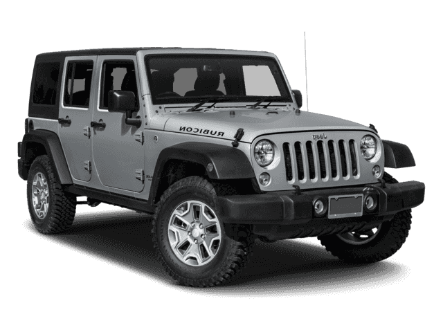 New Jeep Wrangler Unlimited Rubicon
