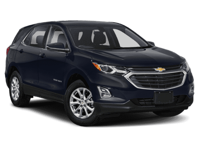 New 2020 Chevrolet Equinox AWD 4dr LT w/1LT