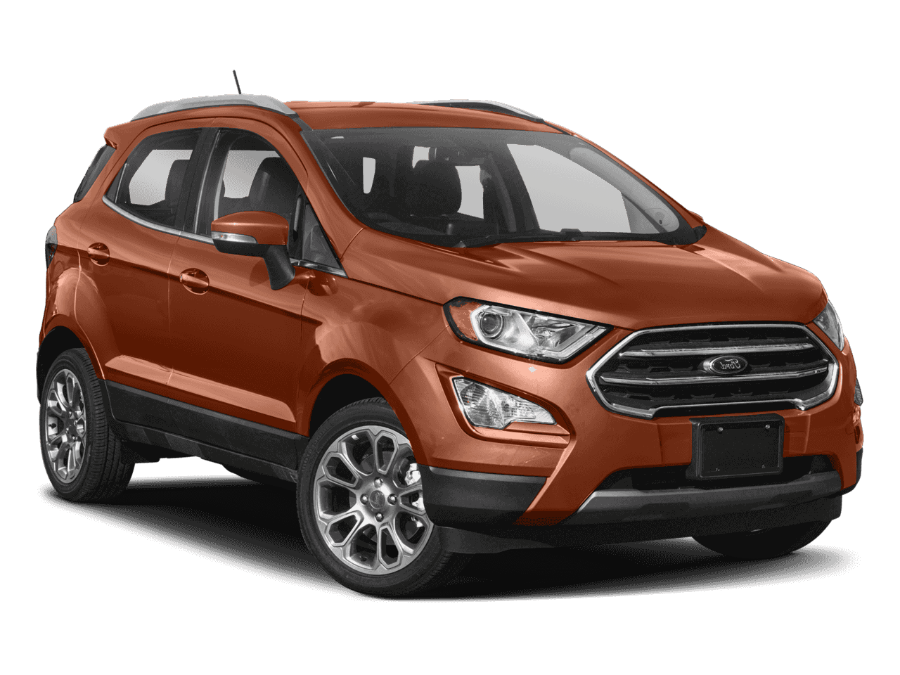New Ford EcoSport SES