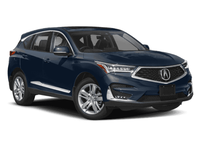 New 2019 Acura Rdx Platinum Elite At Crossover In Etobicoke 19d148