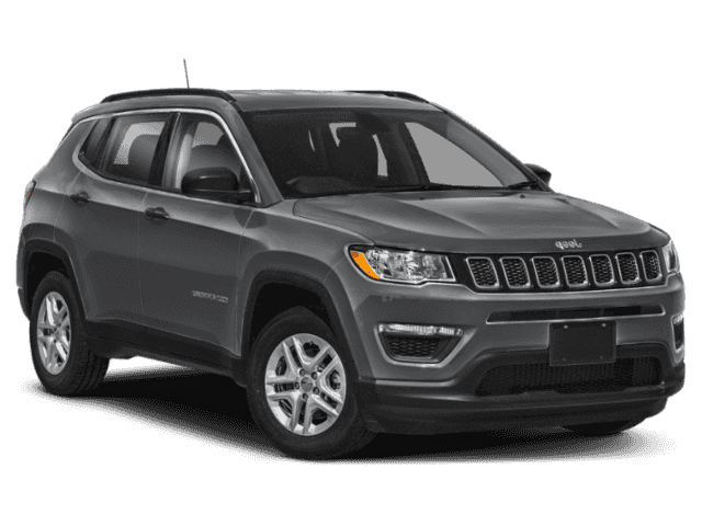New 2021 Jeep Compass North 4x4