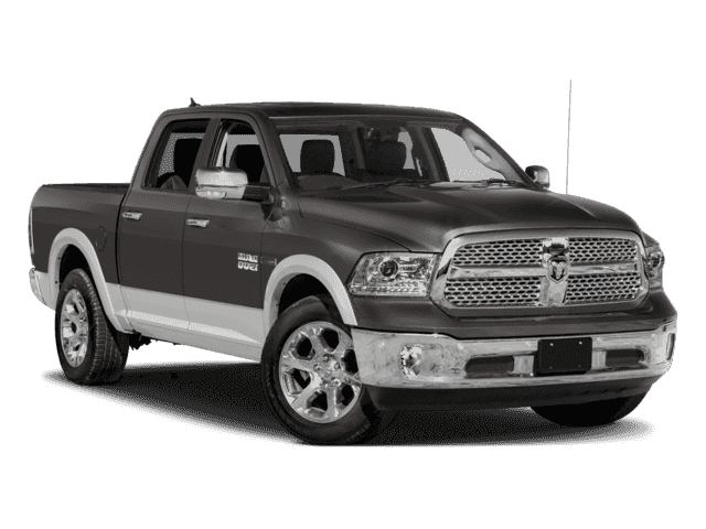 "NEW 2018 RAM 1500 LARAMIE CREW CAB 4X4 5'7"" BOX"