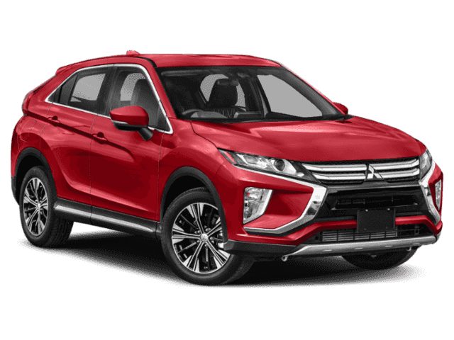 New 2020 Mitsubishi Eclipse Cross SE FWD 4D Sport Utility
