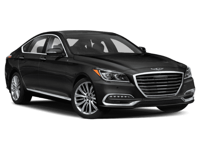 New 2019 Genesis G80 5.0L Ultimate Rear Wheel Drive 4dr Car