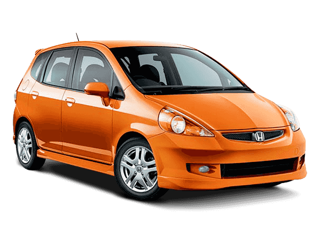 Pre-Owned 2008 Honda FIT Sport Hatc