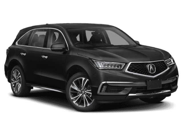 2020 Acura MDX Tech Plus