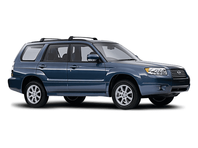 Pre-Owned 2008 SUBARU FORESTER X Sport Ut