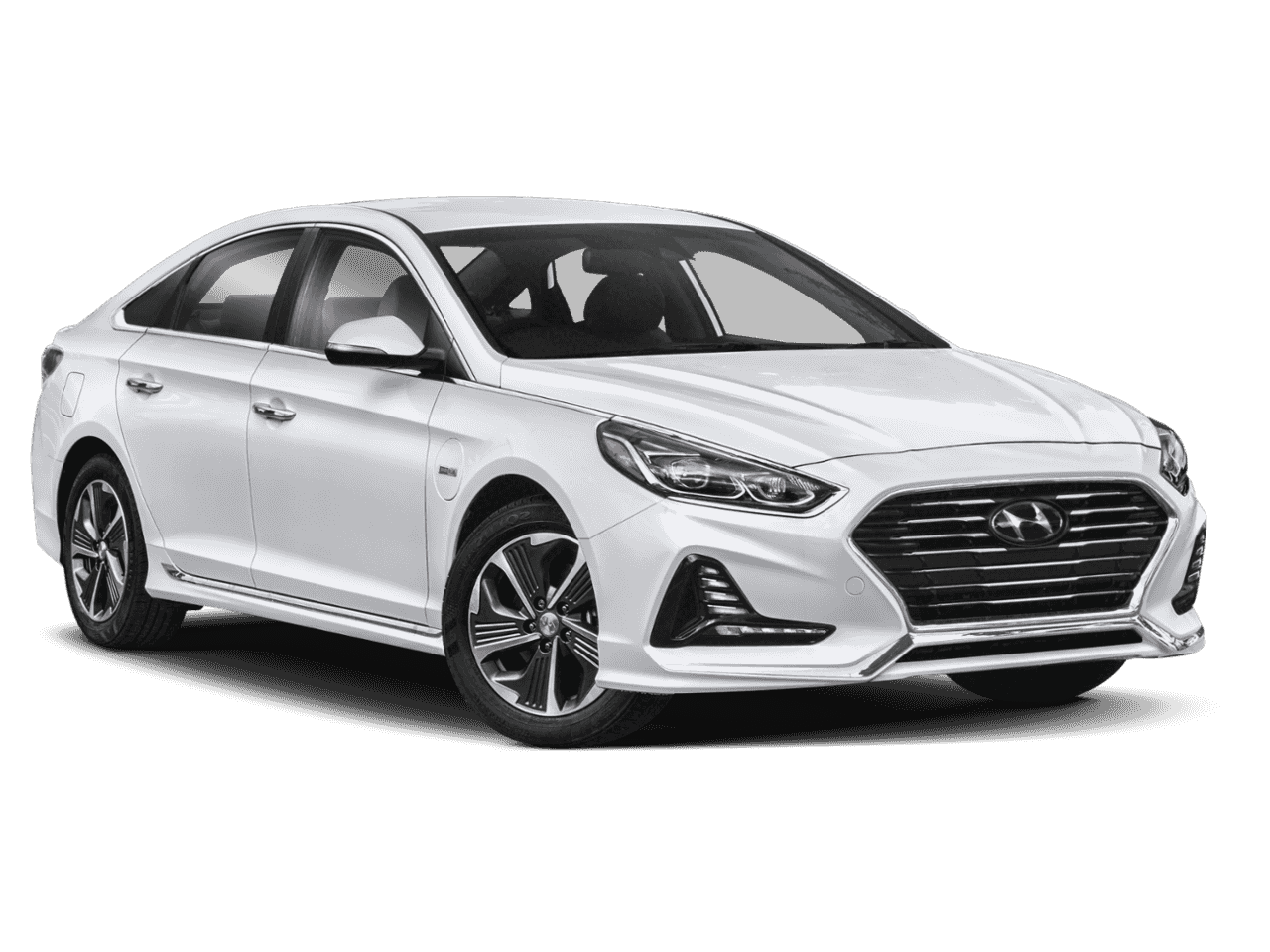 New 2019 Hyundai Sonata Plug-In Hybrid Base