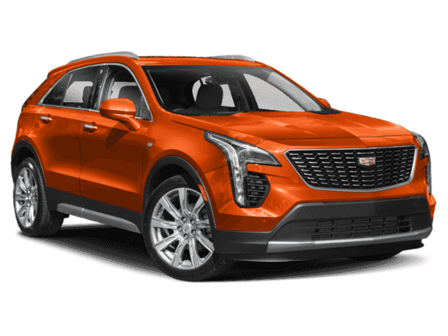 New 2019 Cadillac XT4 FWD Luxury