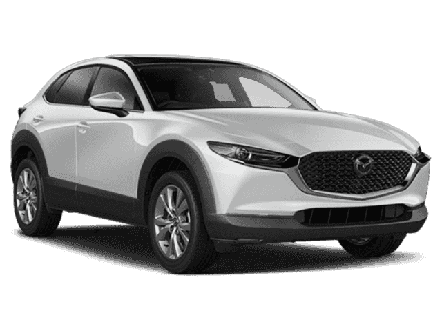 New 2020 Mazda CX-30 GS AWD at