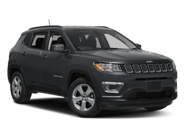 New Jeep Compass Trailhawk