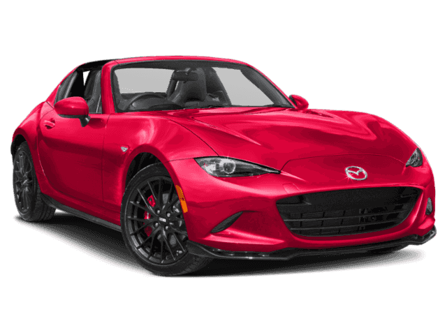 New 2019 Mazda MX-5 Miata RF Club RWD 2dr Car