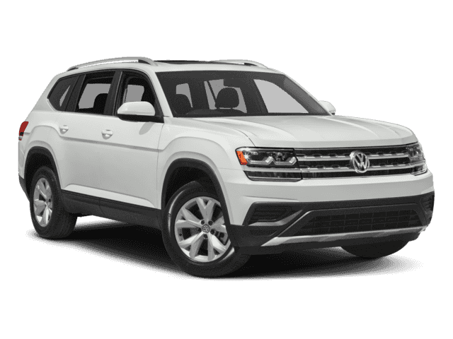 New 2018 Volkswagen Atlas 3.6L V6 SE W/TECHNOLOGY 4