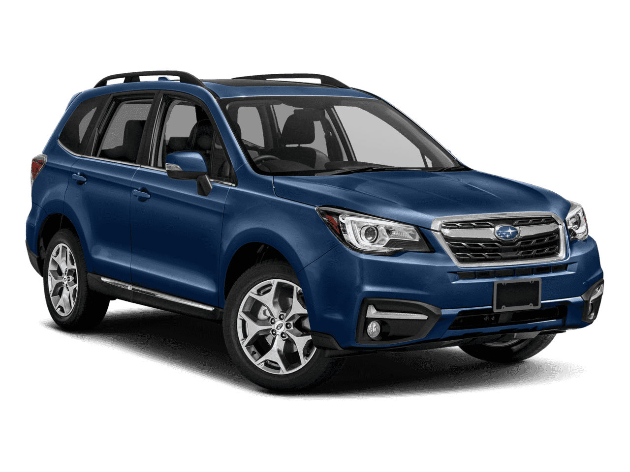 New 2018 Subaru Forester Touring