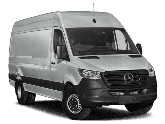 New 2020 Mercedes-Benz Sprinter Cargo 3500XD