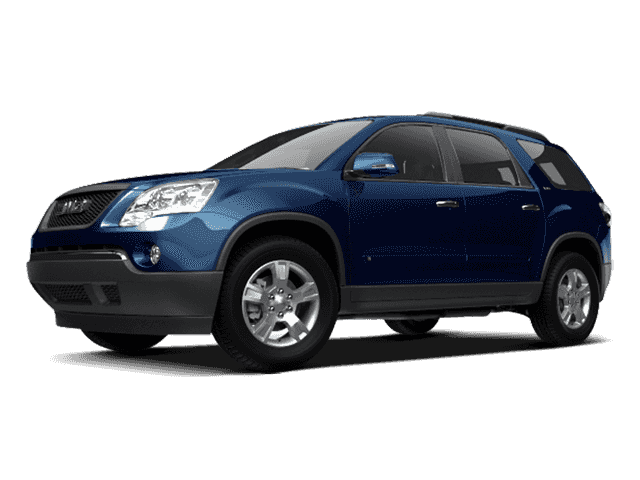 Pre-Owned 2009 GMC ACADIA SLT Sport