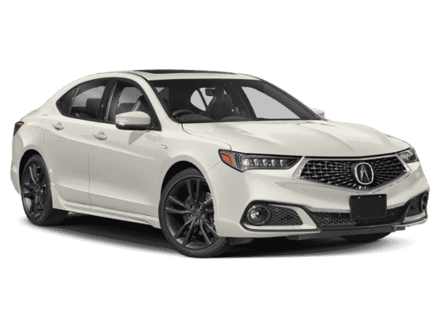 New 2019 Acura TLX Tech A-Spec Sedan