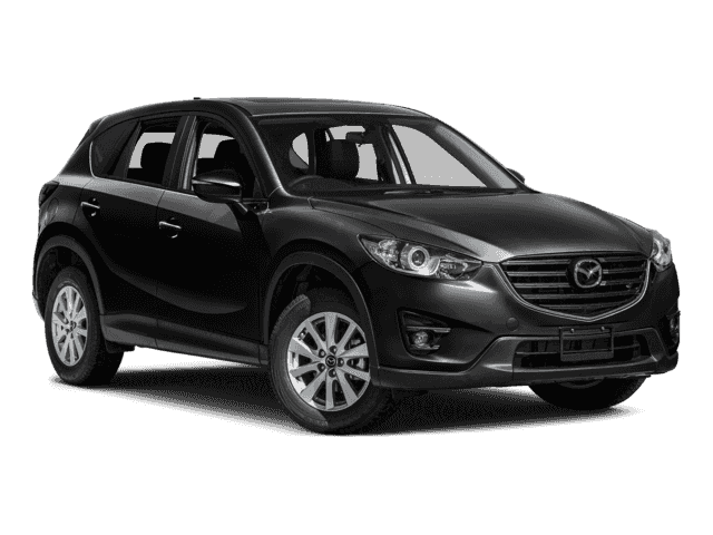 New 2016 Mazda CX-5 GS AWD