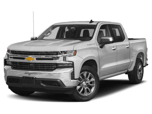 2020 Chevrolet Silverado 1500 Crew Cab 4x4 Custom / Short Box