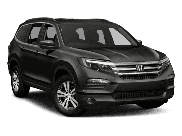 New 2017 Honda Pilot EX-L w/RES AWD