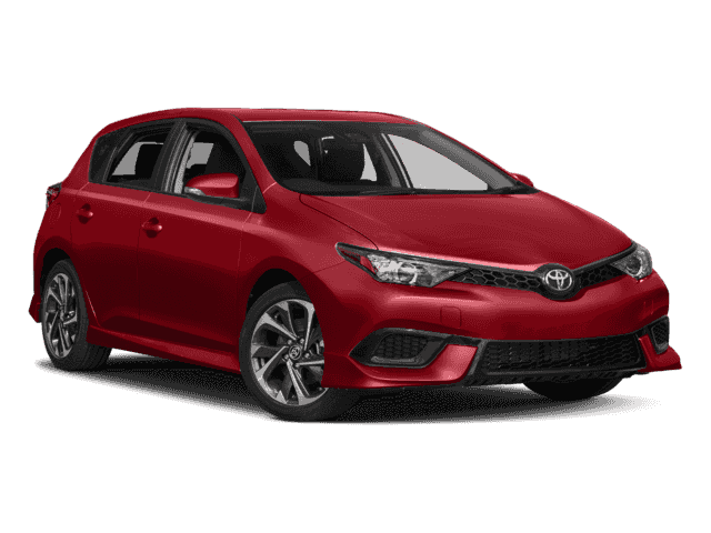 New 2018 TOYOTA Corolla iM 5Dr. Hatchback Front Wheel Drive HB
