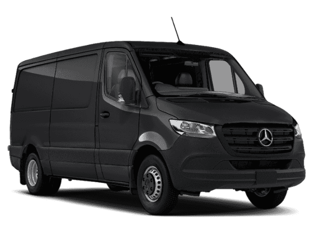 New 2019 Mercedes-Benz Sprinter 3500XD Standard Roof V6 144 RWD