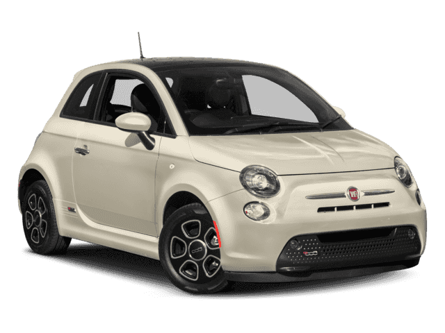 New 2018 FIAT 500e Battery Electric