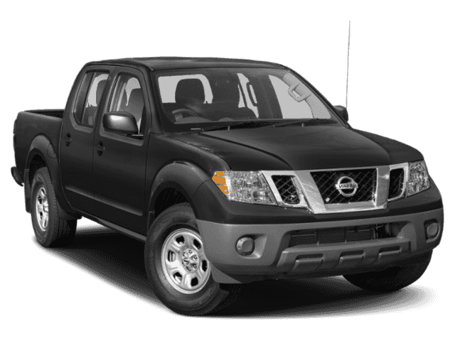 New 2019 Nissan Frontier Crew Cab PRO-4X Standard Bed 4x4 Auto