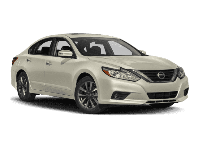 New 2017 Nissan Altima 2.5 SL FWD Sedan