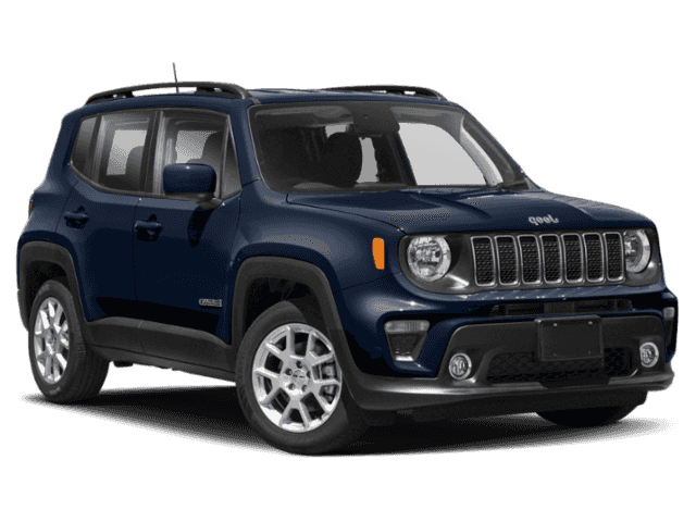 New 2019 Jeep Renegade JEEP RENEGADE LATITUDE 4X4 4WD