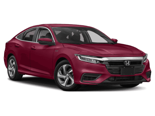 New 2019 Honda Insight LX FWD Sedan