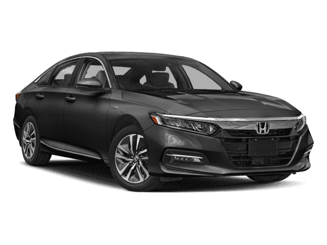 New 2018 Honda Accord Hybrid EX-L w/Navi