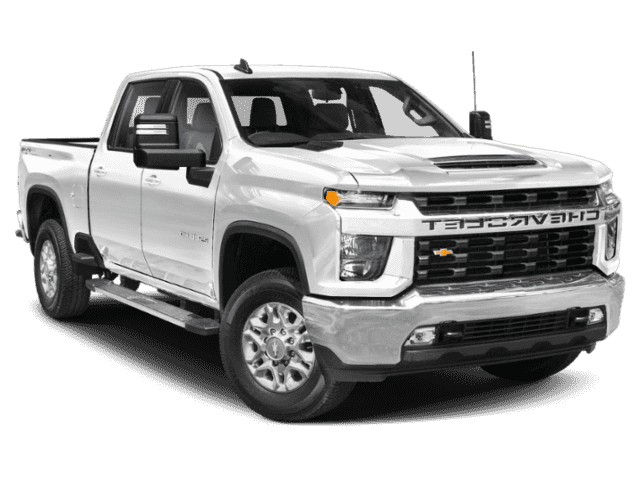 New 2020 Chevrolet Silverado 2500HD LT - $462 B/W