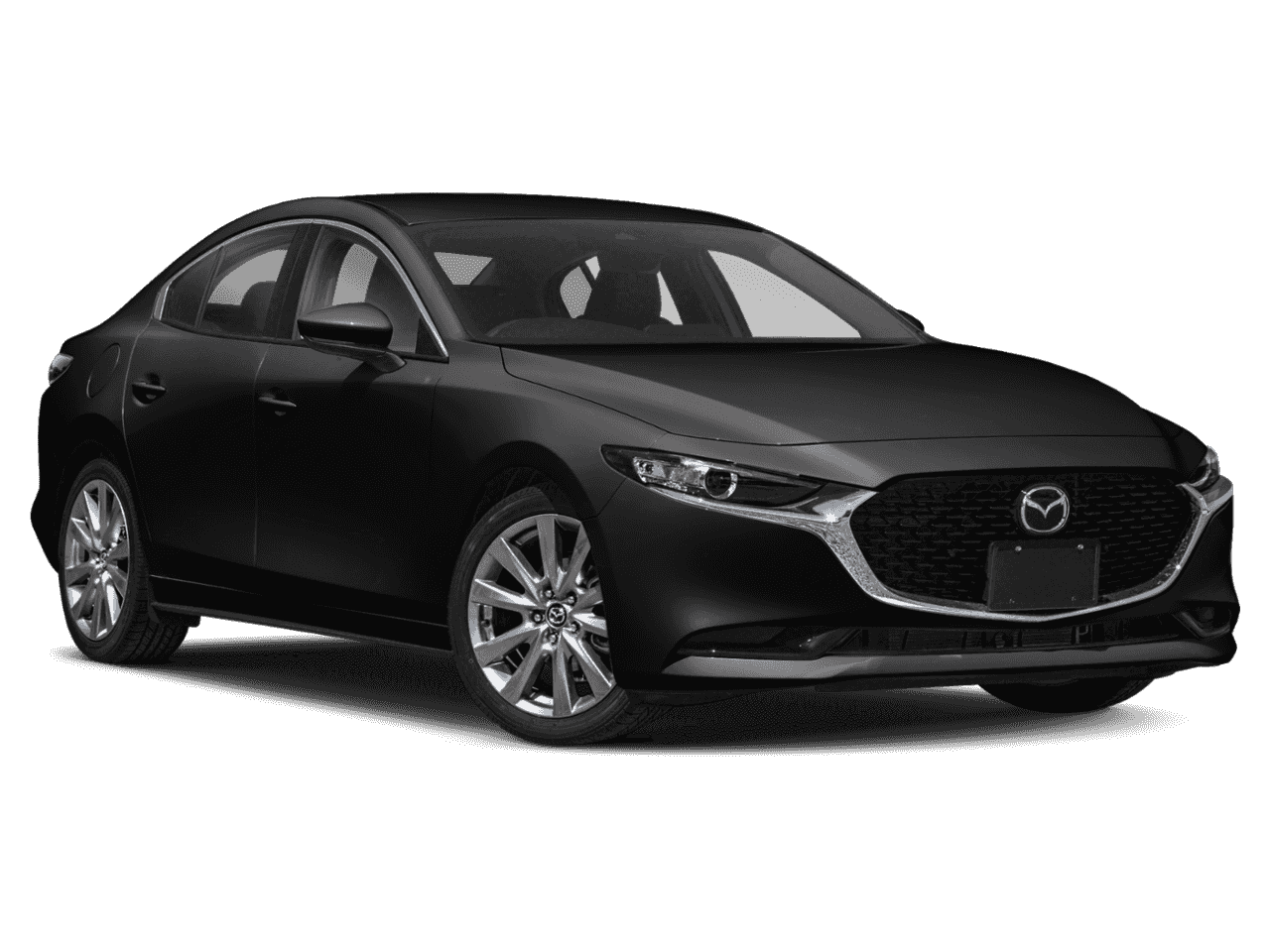 2019 Mazda3 Sedan w/Select Pkg FWD 4dr Car