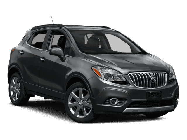 Certified Pre-Owned 2016 Buick Encore AWD 4dr Sport Touring