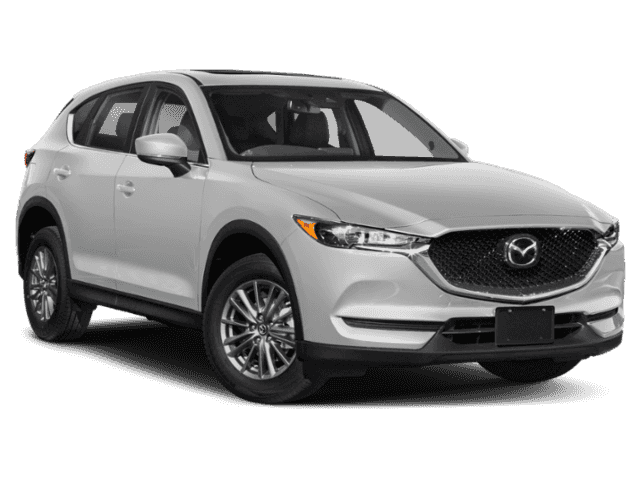 New 2019 Mazda CX-5 Touring With Navigation & AWD