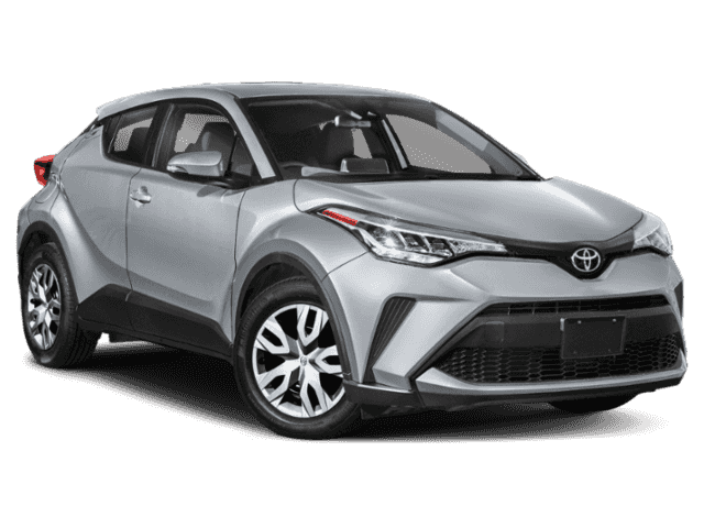 New 2020 Toyota C-HR LE 4 door
