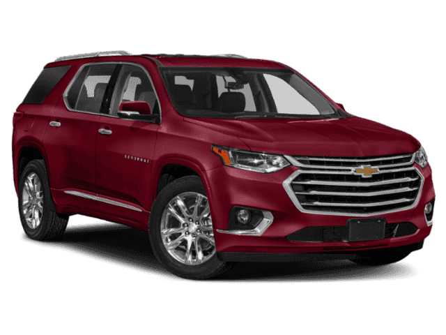 New 2020 Chevrolet Traverse FWD 4dr Premier