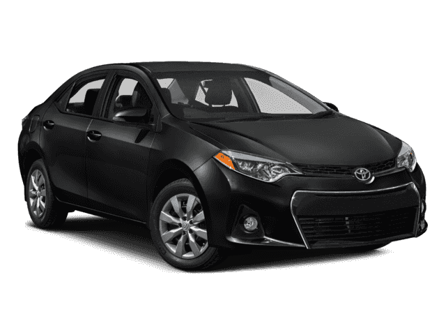 Certified Pre Owned 2016 Toyota Corolla 4dr Sdn Cvt S Plus
