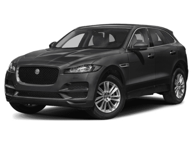 New 2020 Jaguar F-PACE 25t