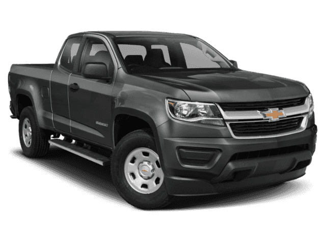 New 2020 Chevrolet Colorado LT 4WD