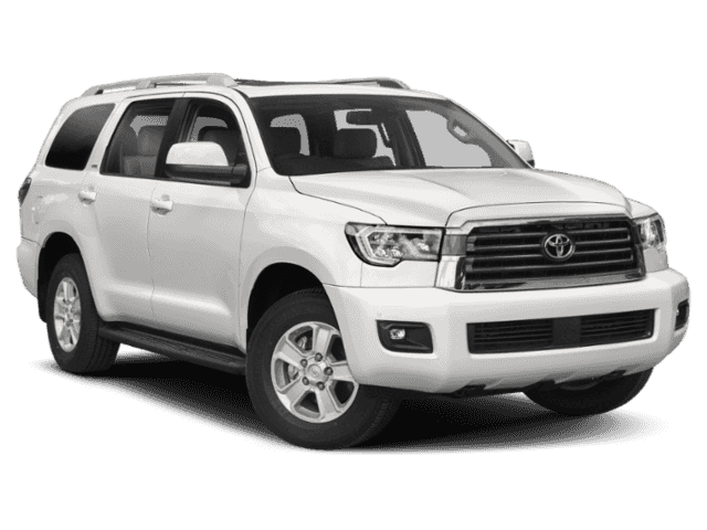 New 2019 Toyota Sequoia LIMITED With Navigation & 4WD