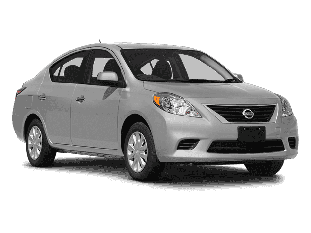 Pre-Owned 2014 NISSAN VERSA S SEDAN
