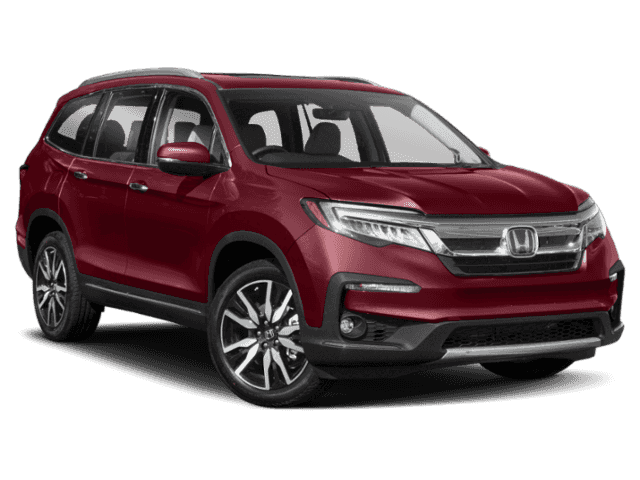 New 2019 Honda Pilot Touring 8P 9AT
